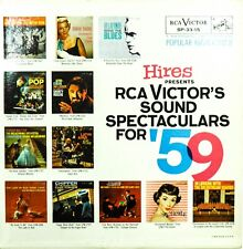 LP - HIRES PRESENTS RCA VICTOR'S SOUND SPECTACULARS FOR '59