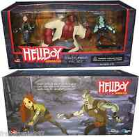 Hellboy Animated LIZ ABE HELLBOY box-set 3 PVC figures