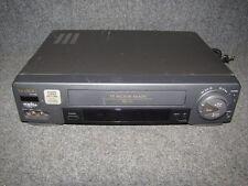 Sharp Vc-A556U Vhs Vcr