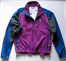 Womens PEARL IZUMI Jacket Sz M Clima guard x country ski wear vented track cycle