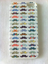 Colourful Moustache Art Printed  iPhone 5 5s Case for Apple iPhone 5s
