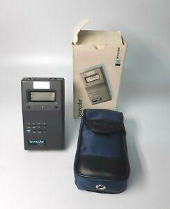 New Broncolor FCC Light-meter Flash, Color Temperature/Tested –M18
