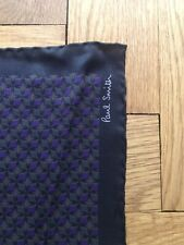 Paul Smith Pocket Square Handkerchief - 100% Silk BNWOT