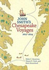 John Smith's Chesapeake Voyages, 1607-1609-ExLibrary