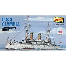 Lindberg USS Olympia 1:240 NIB