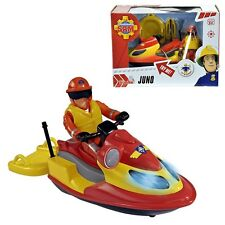 Fireman Sam - Vehicle Jet Ski Juno with Light & Character Elvis