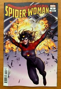 SPIDER-WOMAN #1 2020 Yoon New Costume Cover NM+