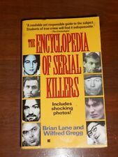 THE ENCYCLOPEDIA OF SERIAL KILLERS PAPERBACK GREAT SHAPE