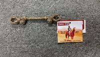Martin  Saddlery Braided Rawhide Bit Hobble Horse Tack