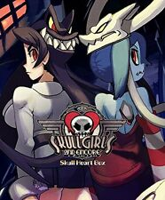 NEW PS Vita SKULLGIRLS 2ND ENCORE Skull Heart Box Artbook