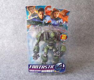 ToyBiz Marvel Legends Fantastic Four Smash Attack Doombot Action Figure (Sealed)