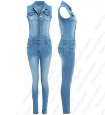 6b22e9ba0aa8 Satin Jumpsuit Blue Jumpsuits   Playsuits for Women for sale