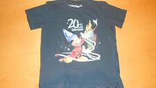 Boys t-shirt Disneyland Paris 2012-azul Gr 8 GR: 122