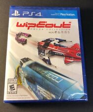 Wipeout [ Omega Collection ] (PS4) NEW