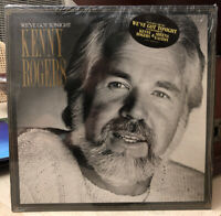 KENNY ROGERS WE'VE GOT TONIGHT VINYL RECORD ALBUM LP Sheena Easton