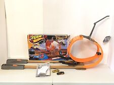 Hot Wheels Double Dare Snare Playset Track Set Hot & 1 Car 2011