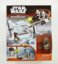 Star Wars Micro Machines R2-d2 Playset The Force Awakens Disney Hasbro 2015