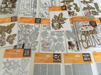 Cricut Cuttlebug Cut & Emboss Die Set YOU PICK NEW