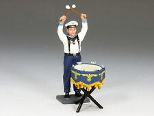 King & Country LAH162 Kriegsmarine Kettle Drummer