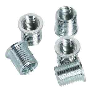 Sealey Glow Plug Glowplug Thread Repair Inserts M8 x 1mm Pack of 5