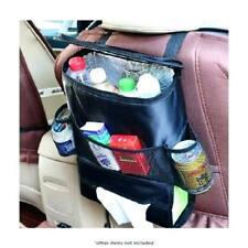 Car Insulated Back Seat Organiser Hot Cold Multi Pocket Travel Holder Kids