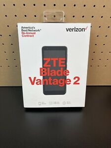 Verizon Wireless ZTE Blade Vantage 2 16GB Prepaid 4G LTE Android Smartphone NEW