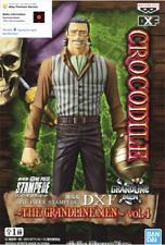 ☀ One Piece Movie Stampede Crocodile Banpresto Grandline Men Vol 4 Figure Japan☀