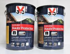 """Lasure V33 """" Haute Protection """" 5 L"""