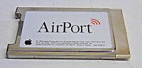 Apple iBook G3 A1005 Series AirPort WiFi Card 630-2883/C