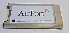 Apple iBook g3 a1005 Serie Airport WiFi Card 630-2883/c