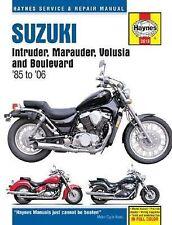 Suzuki Intruder, Marauder, Volusia & Boulevard 1985-2006 (Haynes-ExLibrary