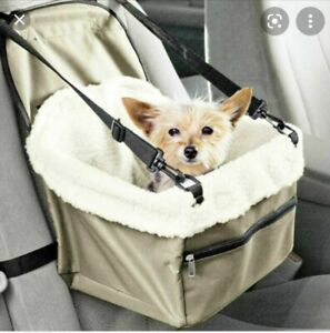 Pet Booster Seat For Car, dogs and cats, puppy car seat