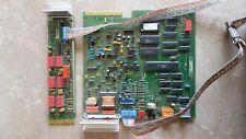 Motorola MDC1200 stat alert modem BLN1196B with Aux 1 card BLN6664C & ribbon cab