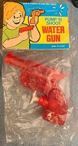 Vintage Pump 'N Shoot Water Gun
