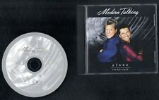 ▓MITA▓ CD Modern Talking - Alone 8th Album - Usado - En Perfecto Estado