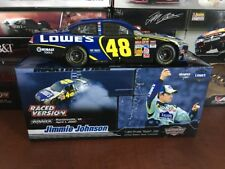 "2006 Jimmie Johnson #48 Lowe's ""MARTINSVILLE RACE WIN"" Monte SS 1/24 Action CWC"