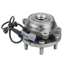 New Front Wheel Hub Bearing Assembly for Nissan Frontier Pathfinder Xterra 4WD