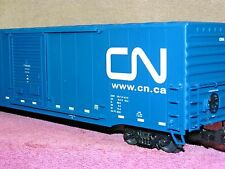 LIONEL SCALE #6-27087 CANADIAN NATIONAL 60ft SINGLE DOOR MODERN BOX CAR NIB!!