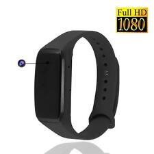 Full HD 1080P SPY DVR Hidden Camera Wearable Wrist Watch Mini Video Recorder GA