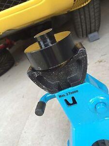 1 x Polyurethane Locking & Rotating Jack Pad 911 Boxster Cayman UK MADE