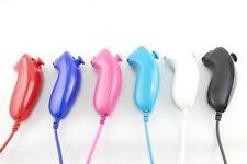 Nintendo Wii Nunchuk für Remote Controller / Fernbedienung versch. Farben (NEU)