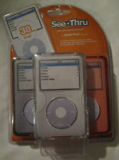 Ipod accessory - Hard Cases 3 pack- Speck products Clear translucent colors