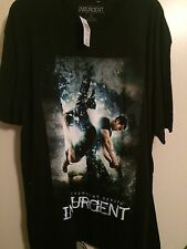 The Divergent Series INSURGENT T-shirt 2XL NEW /w Tags