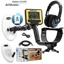 Nokta Makro Gold Kruzer Detector 2 DD Search Coils & Wireless Headphones