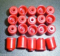 Felgen LKW Bus Rot 100 Stück H0 1:87 tuning  R1656     å