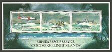 Cocos Islander Sheet Stamps