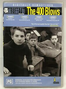 The 400 Blows - DVD - AusPost with Tracking