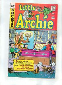 LITTLE ARCHIE No 104 with LITTLE VERONICA, LITTLE BETTY and LITTLE SABRINA