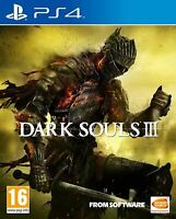 Dark Souls 3 (PS4) *Brand New Sealed* Playstation 4 Game - Fast Delivery