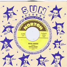 HAROLD JENKINS (aka Conway Twitty) - ROCK HOUSE / CRAZY DREAMS (SUN ROCKABILLY)